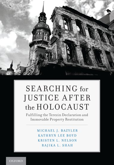 Searching for Justice After the Holocaust: